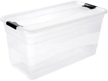 Aufbewahrungs-Box , transparent, Material Kunststoff »cornelia«, keeeper