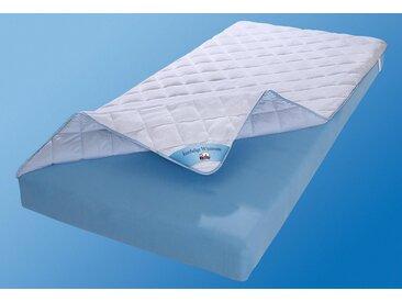 Matratzen Auflage , allergikergeeignet, weiß »Top Cool«, RIBECO