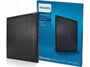 Philips  Kohlefilter FY1413/30, schwarz