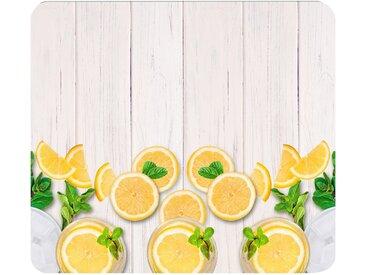 Herdabdeckplatte , beige »Zitronen«, WENKO