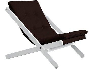 Karup Design  Faltstuhl  Bezugsqualität 1, FSC®-zertifiziert, braun, Material Buche »Boogie«