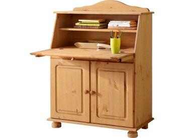 Sekretär »Mette«, Landhaus-Stil, FSC®-zertifiziert, beige, Material Kiefer