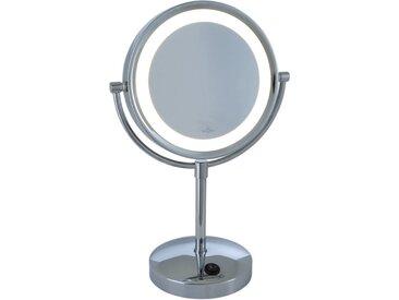 Villeroy & Boch LED Spiegelleuchte »London«, Batteriebetrieb, 3 fach oder 5 fach Zoom