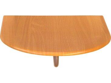 Home affaire  Klapp-Tisch, braun