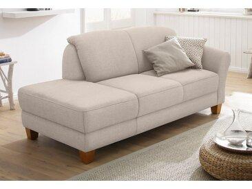 Home affaire  Chaiselongue  »Gotland«, mit Federkern, FSC®-zertifiziert, beige