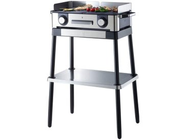 WMF  Standgrill LONO Master-Grill, Material Aluminium, mit LED-Beleuchtung