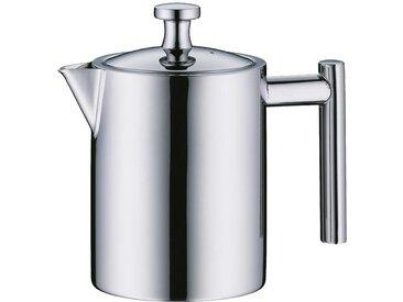 Teekanne, silber, Material Edelstahl »Alfi«, Alfi, spülmaschinenfest