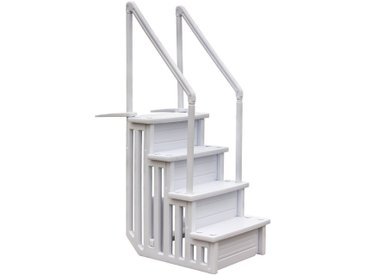 Poolleiter »Treppe Easy Entry Synthetic EPE30«, Material Kunststoff, Gre