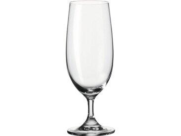 Bier-Glas   »Daily«, transparent, LEONARDO, spülmaschinenfest