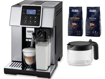 De'Longhi Kaffee-Vollautomat ESAM 428.80.SB PERFECTA EVO, mit Kaffeekannenfunktion, inkl. Kaffeekanne im Wert von UVP € 29,99