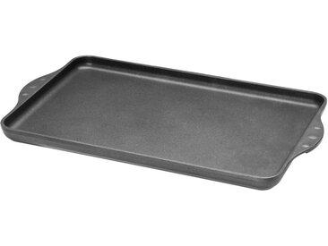 Grillplatte »Serie 7«, schwarz, 43 x 28 x 2 cm, SKK