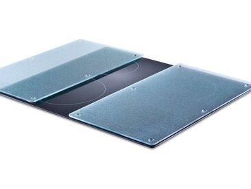 Schneide- und Abdeck-Platte  »Glas«, weiß, Zeller Present