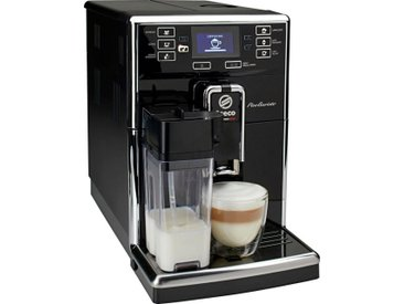 Kaffee-Vollautomat SM5460/10 PicoBaristo, 22.1x34x43 cm (BxHxT), Saeco, Material Keramik