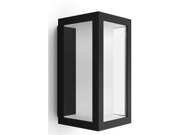 Philips Hue LED Außen-Wandleuchte »Impress«, schwarz