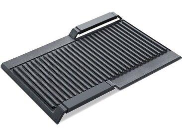 SIEMENS Grillplatte »HZ390522«, grau, spülmaschinengeeignet
