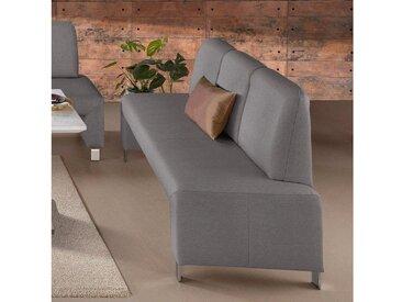 "Polsterbank, grau, grau, zeitloses Design"", , , FSC®-zertifiziert, exxpo - sofa fashion"