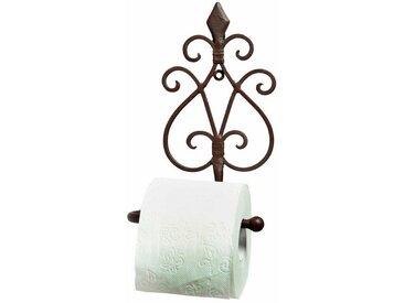 Home affaire Toilettenpapierhalter »Antik«, braun