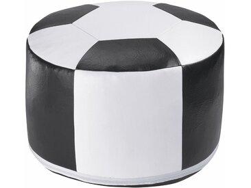 Home affaire  Hocker , Material Kunstleder »Fußball«
