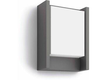 Philips LED Außen-Wandleuchte »myGarden Arbour 600lm, Anthrazit«, grau