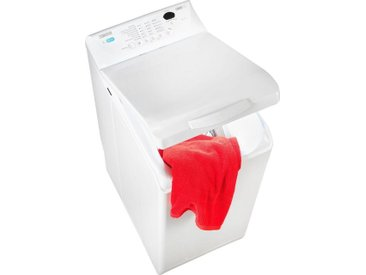Zanussi Waschmaschine Toplader ZWQ71235SI, 7 kg, 1200 U/min, Energieeffizienz: A+++