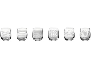 Gläser-Set »Casella«, transparent, LEONARDO, Unifarben, spülmaschinenfest