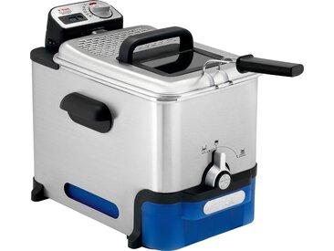 Tefal Kaltzonenfritteuse FR8040 Oleoclean Pro Inox & Design, 2300 W, Fassungsvermögen: 1,2 kg