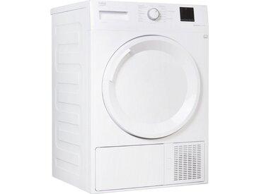 Wärmepumpentrockner, 59.7x84.6x56.8 cm (BxHxT), Energieeffizienzklasse A++, BEKO, Material Stahl
