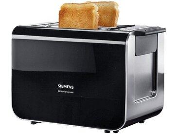 SIEMENS 2-Scheiben-Toaster, schwarz