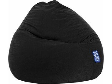 Sitz-Sack  »EASY XXL«, schwarz, Material Polystyrol / Polyester, Sitting Point