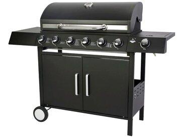 El Fuego Gas-Grill »San Angelo«, BxTxH: 141x53x110 cm