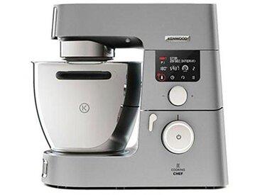 KENWOOD Küchenmaschinenschüssel »Cooking Chef Induktions-Rührschüssel KAT911SS«, silber, Spülmaschinengeeignet, ,