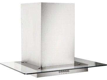 Dunstabzugshaube SY-3288B3-P1-C13-L22-600, 60x82x40 cm (BxHxT), Hanseatic, Material Edelstahl, Glas, spülmaschinenfest