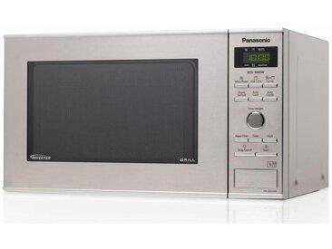 Mikrowelle NN-GD37HSGTG, silber, Panasonic, Sterne