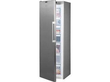 BAUKNECHT  Tiefkühlschrank GKN 19G4S A2+ IN, 187,5 cm hoch, 59,5 cm breit, Energieeffizienz: A++, silber, Sterne