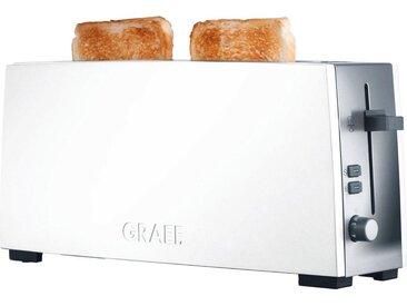 Toaster, weiß, Graef