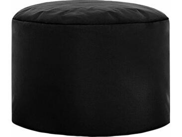Sitz-Sack  »DotCom SCUBA«, B/T/H: 50x50x30 cm, schwarz, Material Polystyrol / Polyester, Sitting Point