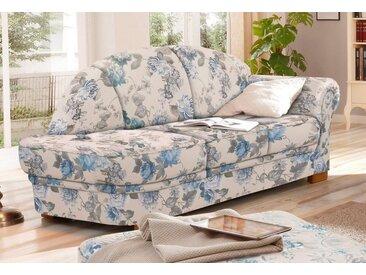 Home affaire Recamiere, mit Federkern, Landhaus-Stil, blau »Amrum«