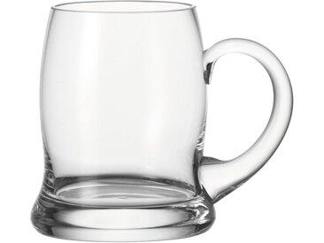 Bier-Glas   »Brauhaus Bar«, transparent, LEONARDO, spülmaschinengeeignet