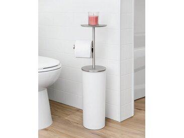 Toilettenpapierhalter, 17x65 cm (BxH), Umbra, Material Edelstahl, Chrom