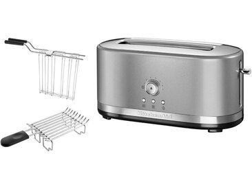 Toaster, silber, KitchenAid