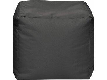Sitz-Sack  »Cube SCUBA«, grau, Material Polystyrol / Polyester, Sitting Point