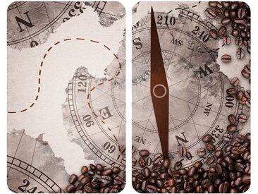 Herdabdeckplatte  »Universal Kompass«, WENKO»Universal Kompass«