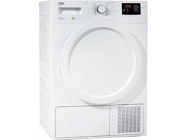 BEKO Wärmepumpentrockner DPS 7405 W3, weiß, Energieeffizienzklasse: A++