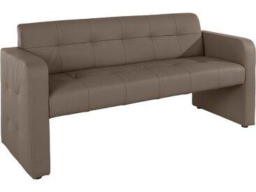 exxpo - sofa fashion Polsterbank, beige, Material Massivholz, strapazierfähig