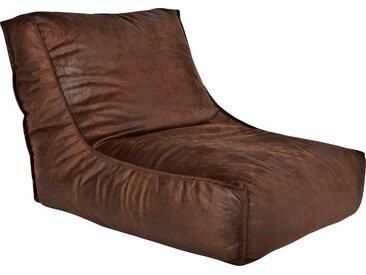 Sitz-Sack  »Blues CUBA«, braun, Material Polystyrol / Polyester, Sitting Point