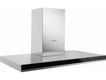 SIEMENS Wandhaube Serie iQ300 LC97BHM50, silber, Energieeffizienzklasse: B