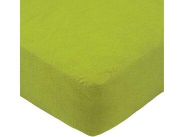 Matratzenschoner, grün »Frottee Spannlaken wasserdicht«, SETEX