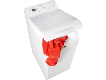 AEG Waschmaschine Toplader L51060TL 913 103 501, 6 kg, 1000 U/min, Nachlegefunktion, Energieeffizienz: A+++