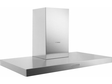 BOSCH Wandhaube DWB96BC50, silber, Energieeffizienzklasse: A