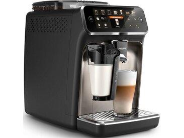 Kaffeevollautomat 5400 Series EP5447/90 LatteGo, 24.6x43.3x37.2 cm (BxHxT), Philips, grau